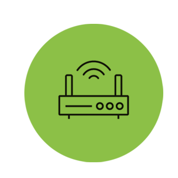 Flexible office space with super fast wifi